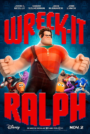 Wreckitralphposter