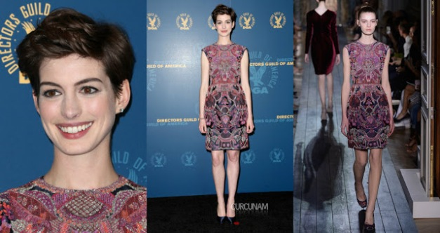 Anne-Hathaway-in-Valentino-2013-Directors-Guild-Of-America-Awards
